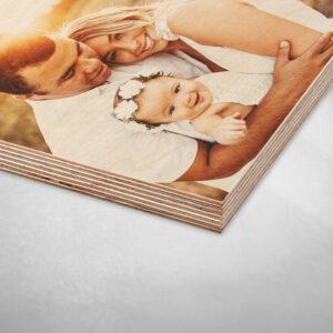 Print on Plywood