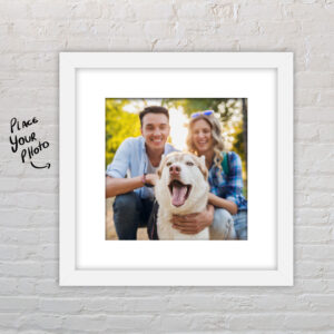Framed Photo Prints With Mount