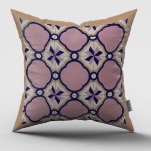 Maltese Tile Cushion Type 11