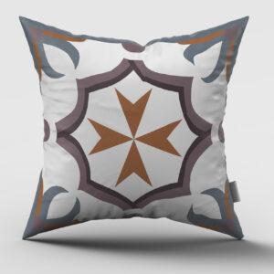 Maltese Tile Cushion Type 1