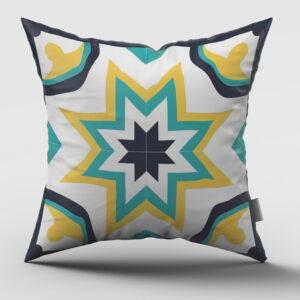 Maltese Tile Cushion Type 2