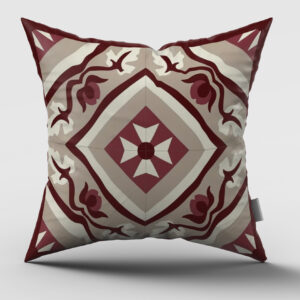Maltese Tile Cushion Type 3