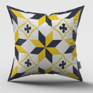 Maltese Tile Cushion Type 4