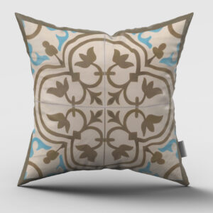 Maltese Tile Cushion Type 5