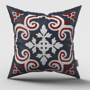 Maltese Tile Cushion Type 09